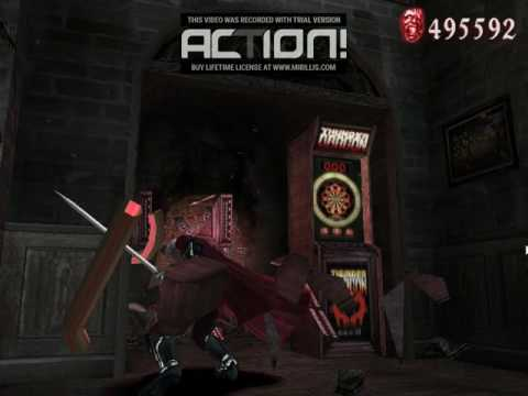 Devil May Cry 3 Special Edition - Mission 3 Normal SSS |