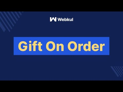 Gift On Order for Shopify