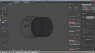 FTC 3D Printed Encoder Adapter - Blender Timelapse