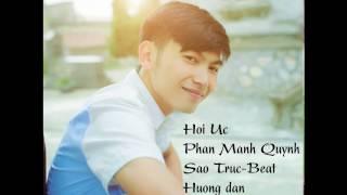 Hồi Ức-Phan Mạnh Quỳnh-Sing My Song- Sáo Trúc-Beat (bản hướng dẫn)