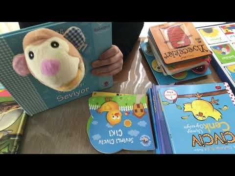 Bebekler için kitaplar/Anneliikaa