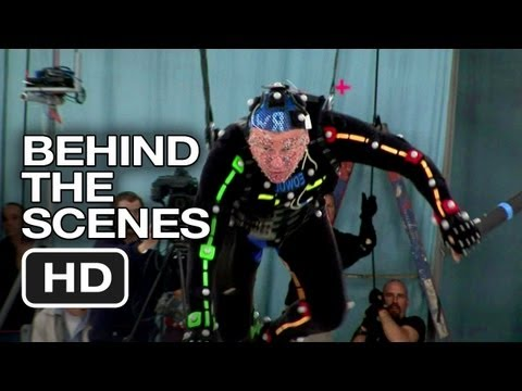 Beowulf Behind The Scenes - Stunt & Rigs (2007) - Angelina Jolie Movie HD