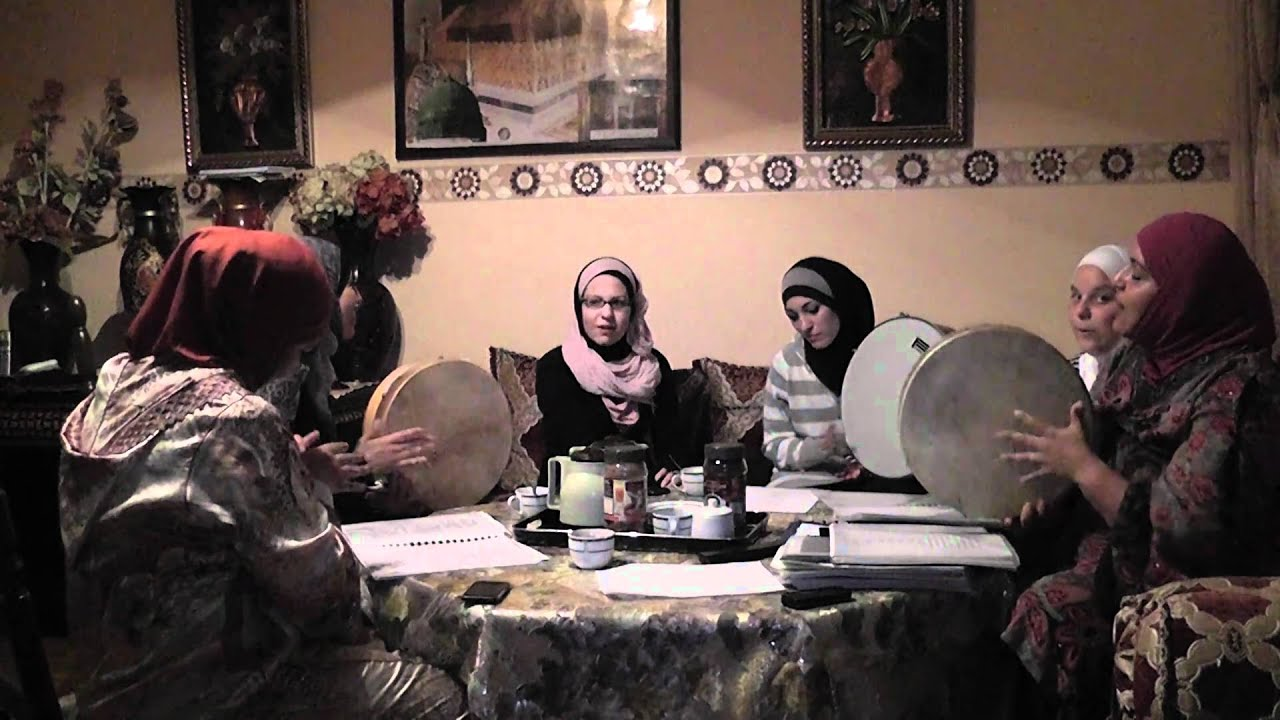 animation mariage musulman