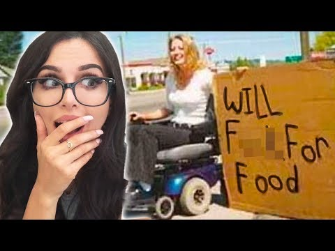 FAKE HOMELESS PEOPLE EXPOSED