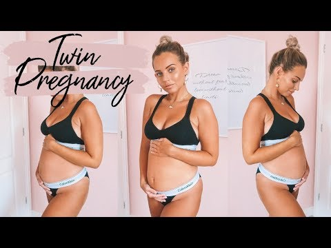 SIGNS YOU ARE HAVING TWINS | TWIN PREGNANCY SYMPTOMS | Lucy Jessica Carter