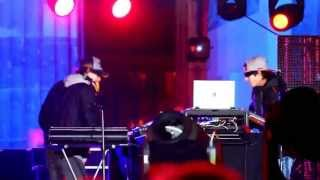 Laserkraft 3D - Voyager I (Original Mix) - Song 4/7 - LIVE in BERLIN - Coke Festival Of Happiness