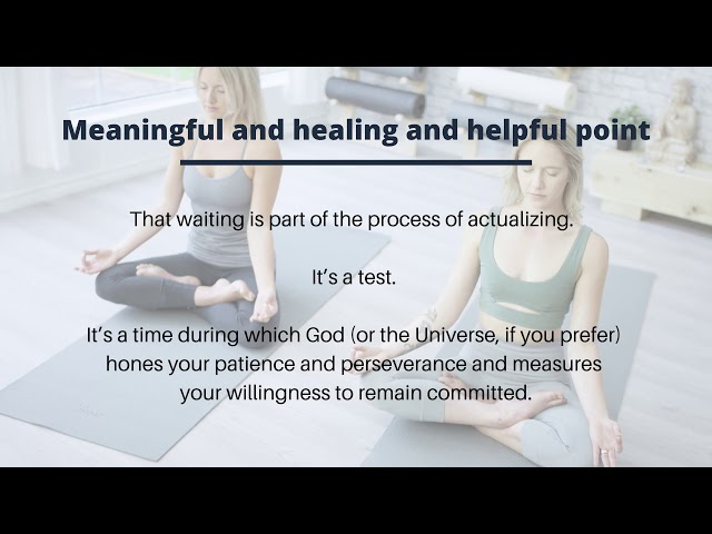 God's Waiting Room ~ Dr  Keith Ablow