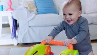 Little Tikes 3-in-1 Activity Walker - Smyths Toys
