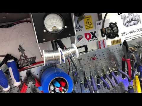 Dynamite White's 12 pill Tinman HG HD