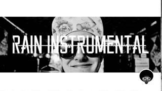 Mac Miller - Rain Ft Vince Staples Instrumental [Faces Mixtape]
