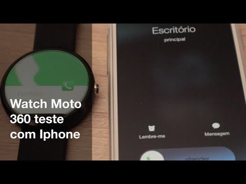 moto 360 with iphone moto 360 funcionando iphone 15709