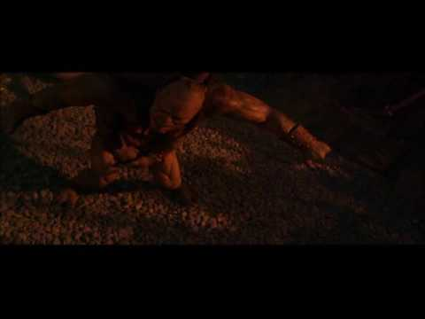 Mortal Kombat O Filme- Johnny Cage vs Goro