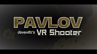 NEW!!! BF3&COD Maps in VR- Pavlov- HTC VIVE VR