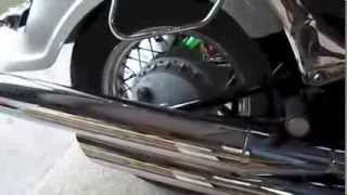 VL800 Exhaust