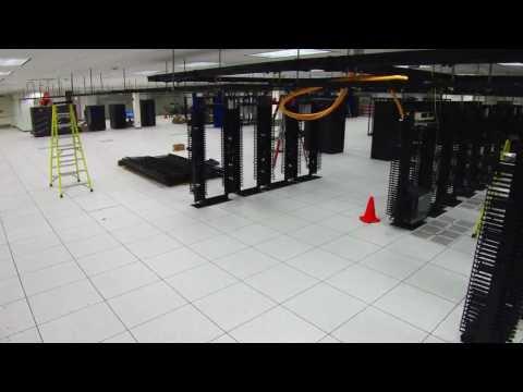 Montagem de Datacenter