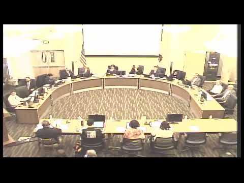 NVC Board of Trustees 3.8.18