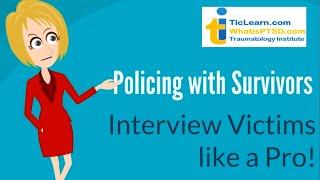 Wie man ein Interview Opfern wie ein Profi