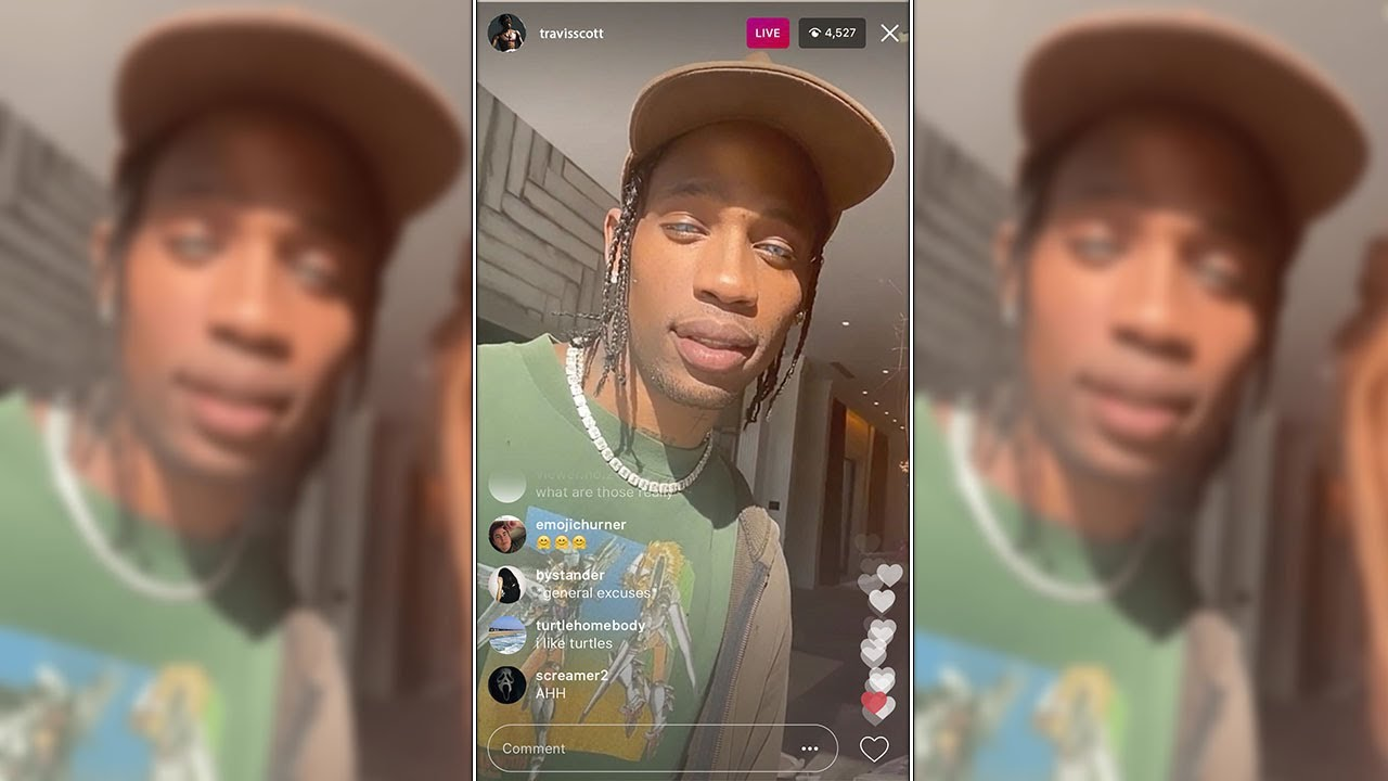 """Download """"She's fake"""" Travis Scott finally reveals why he broke up with Kylie Jenner (IG Live Video)"""