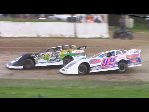 RUSH Crate Late Model Dash | Eriez Speedway | 6-2-19