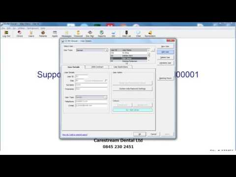 R4+ 2 Minute Training: Resetting a dentist password