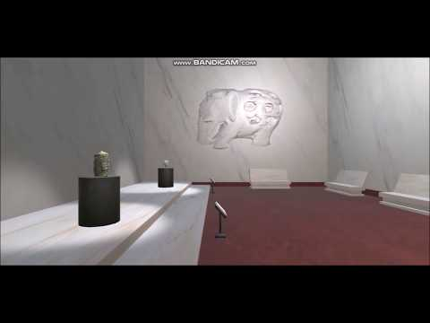 Virtual Antique Ornament Museum | First Virtual Reality Application | Quah Boon Guan | Kanages