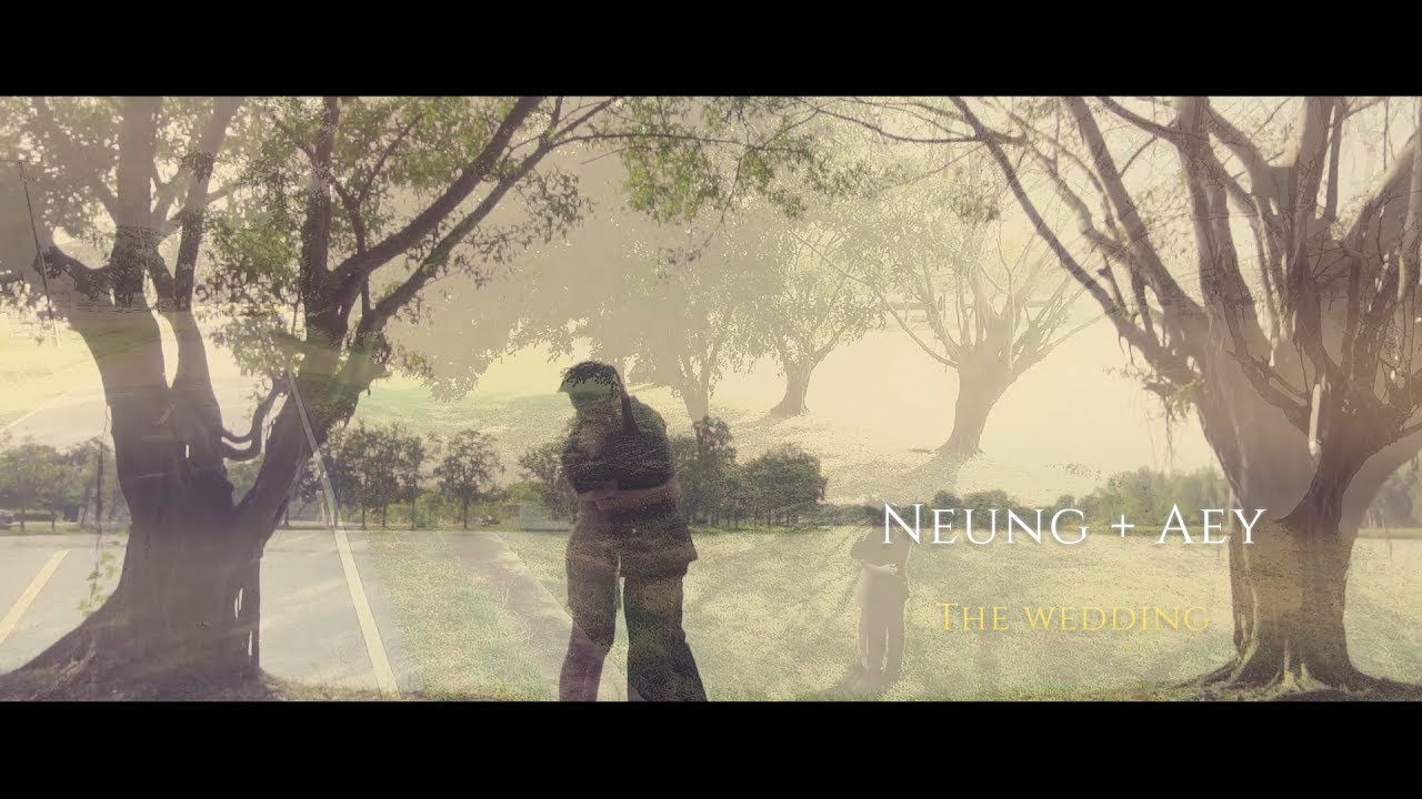 Wedding Shortfilm K Neung+Aey