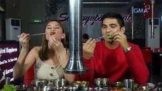 Taste MNL: SAMGYUPSALAMAT MUKBANG CHALLENGE with Phytos Ramirez   GMA One