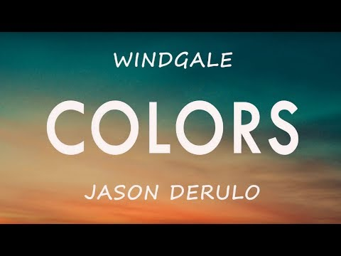 Jason Derulo Colors Lyrics