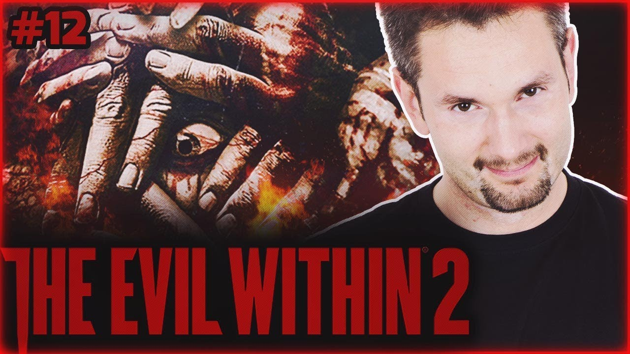 MAM TO POD CONTROLEM | THE EVIL WITHIN 2 | HORROJKI GAMEPLAY #12