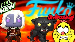 Pop Games -DRIZZT DO' URDEN & GUENHWYVER -DUNGEONS & DRAGONS- GameStop exclusive