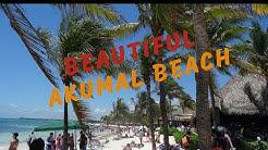 Beautiful Akumal Beach