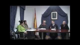 Pleno Montejaque Enero 2013