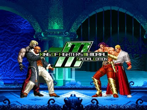 Rugal & Mr.Big Vs Krauser & Geese