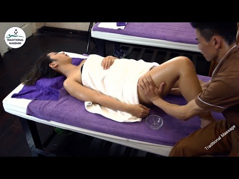 ASMR Leg And Foot Massage - The Pause That Refreshes And Is Good For You