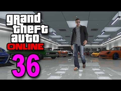 Grand Theft Auto 5 Multiplayer - Part 36 - Buying a Private Jet (GTA Online Let's Play)
