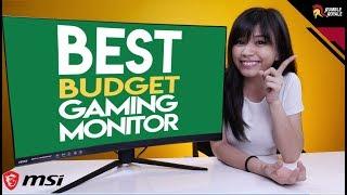 Der beste curved monitor 2019 msi optix mag27c