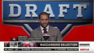 Tampa Bay Buccaneers Draft WR Chris Godwin - 84th Pick 2017 NFL Draft