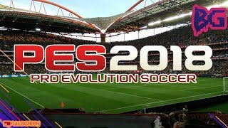 PES 2018 | ESTADIO DA LUZ NO UPDATE 2.0?
