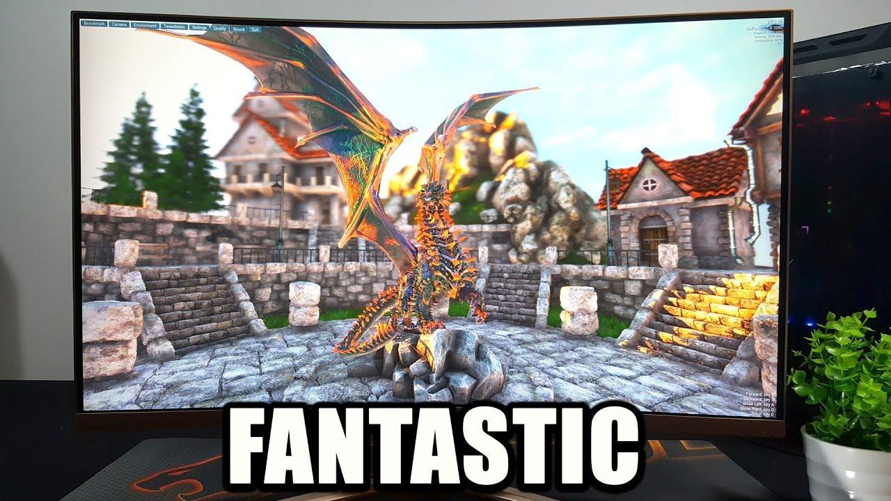 Viotek GN32Q Review: 1440p, 144Hz, and Fantastic