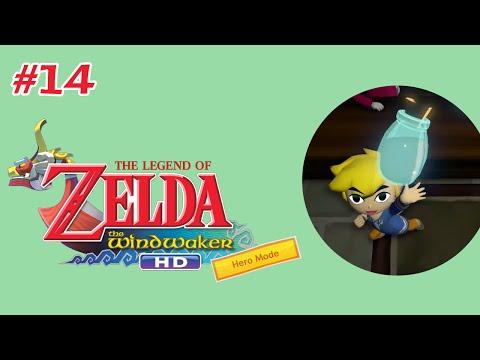 Zelda: Wind Waker HD || Hero Mode || Part 14: Chu Jelly potions