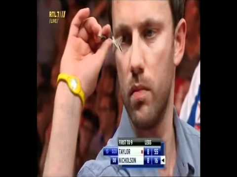 RTL 7 Darts From Bolton UK Open 2011 Highlights