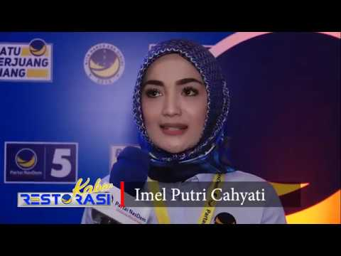 Imel Putri Cahyati, Isu Kesetaraan Gender Siap Diangkat di Bandung dan Cimahi