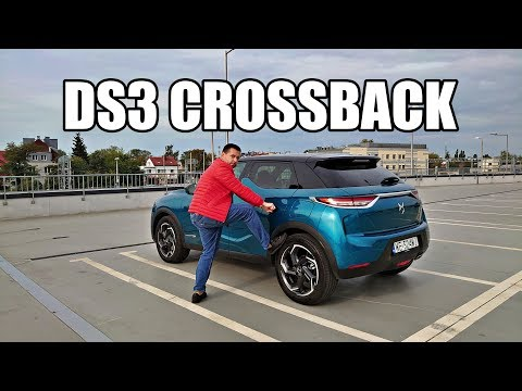 DS3 Crossback - Classic Citroen (ENG) - Test Drive and Review