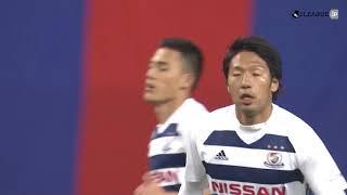 2018年4月4日(水)に行われたJリーグYBCルヴァンカップ GS 第3節 新潟...