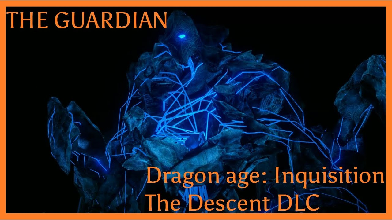 dragon age inquisition how to start the descent