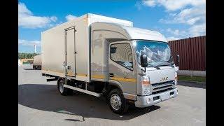 Обзор JAC N75 Изотермический фургон #trialtrucks