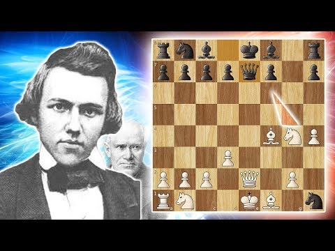 Morphy vs Anderssen!!! Match Of the Century Announcement