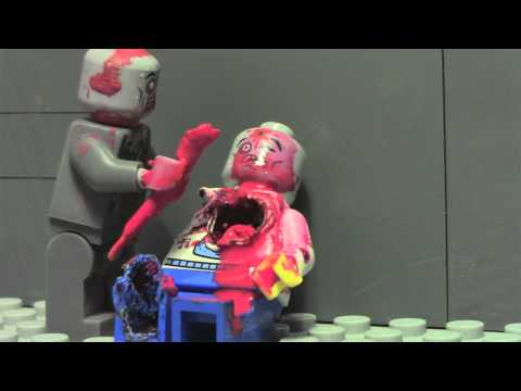 Lego Zombie Movie (Infection) 2