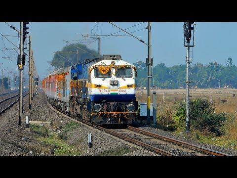 SILGHAT - KOLKATA Weekly EXPRESS || INDIAN RAILWAYS a better Connectivity! thumbnail