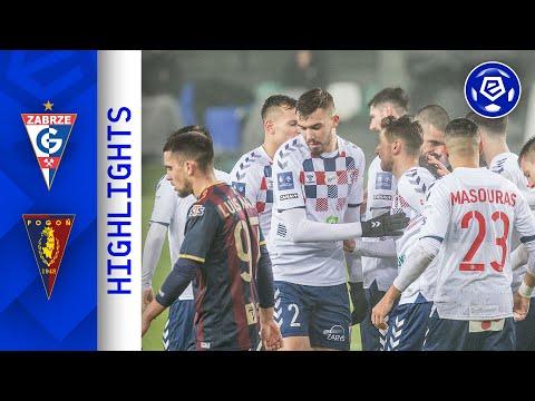 Gornik Z. Pogon Szczecin Goals And Highlights